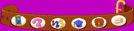 1st grade 2000 toolbar