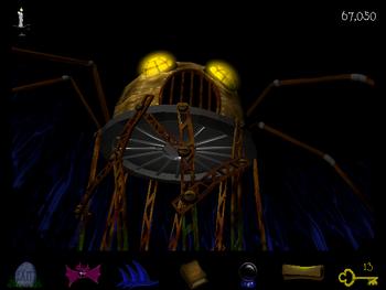Image of Mutant Swamp.