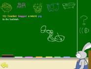 K94 chalkboard reward