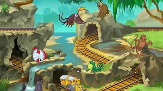JumpStart Preschool (1998 1999) - The Animal Kingdom