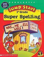 Js super spelling book