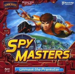Image of JumpStart Spy Masters: Unmask the Prankster.