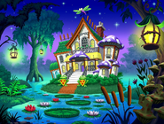 Frog Manor Concept