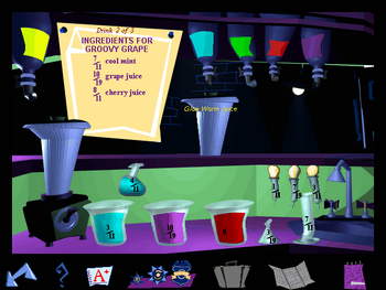 Image of The Squishy Juice Bar.