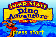 JSDinoAdventureFieldTrip TitleScreen1
