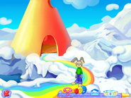 Kmath party hat island