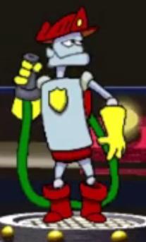 Roast-Bot Fireman