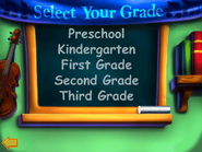 Music select grade