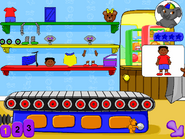 Prek toy shop