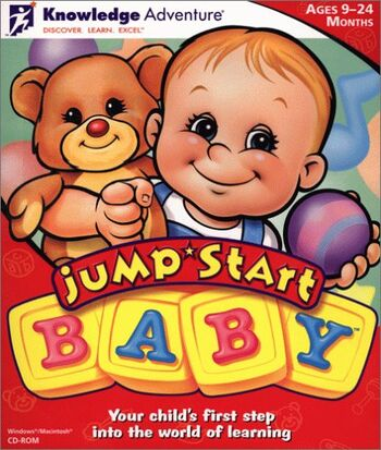 Image of JumpStart Baby.