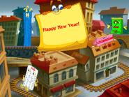 Pres-new calendar ville