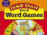 JumpStart Pre-K Word Games