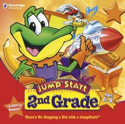 Jumpstart 2nd grade