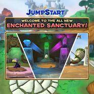New enchanted sanctuary