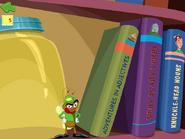 2G bookshelf