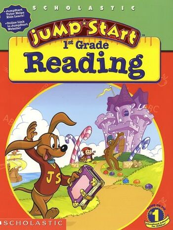 Image of JumpStart 1st Grade Reading.