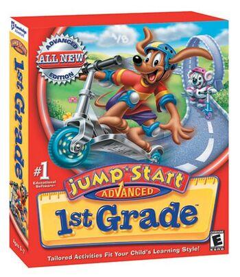 Image of JumpStart Advanced 1st Grade: Fundamentals.