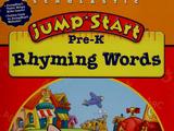 JumpStart Pre-K Rhyming Words
