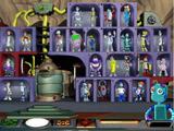 Missing Robots