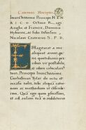 398px-Illuminated Letter by Hans Holbein the Younger and Peter Meghen