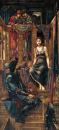 300px-Edward Burne-Jones - King Cophetua and the Beggar Maid - Google Art Project