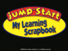 Mylearningscrapbook title