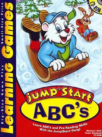 Image of JumpStart ABC's.