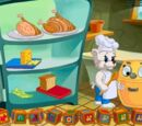 Kitchen (JumpStart Preschool)