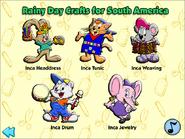 Ex south america crafts