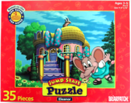 Briarpatch puzzle eleanor