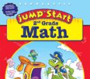 JumpStart 2nd Grade Math (workbook)