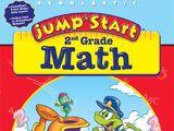 JumpStart 2nd Grade Math (workbook)