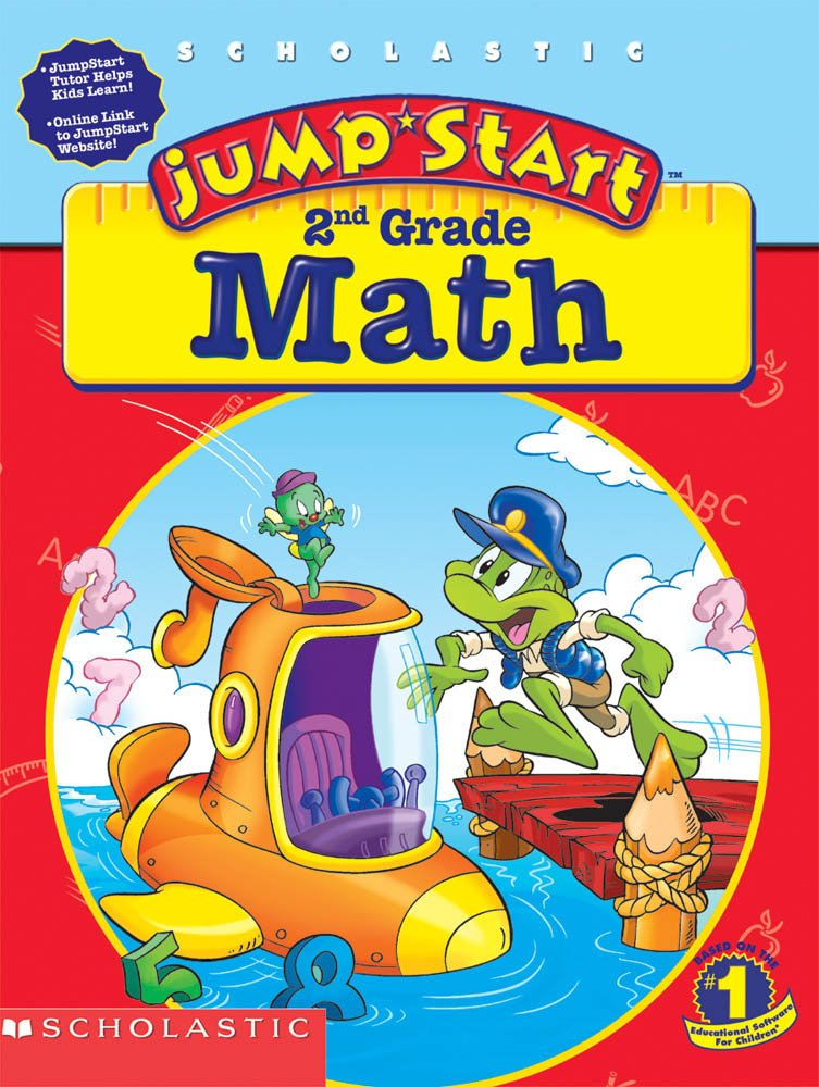 JumpStart 2nd Grade Math (workbook) | JumpStart Wiki | FANDOM ...