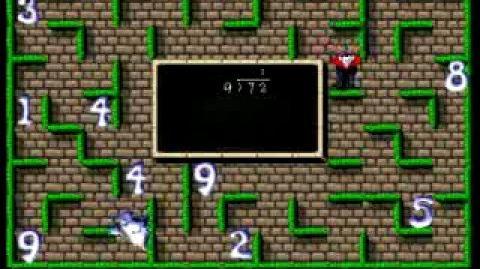 JumpStart 4th Grade - Vampire Maze