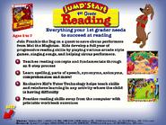 Reading 1st grade promo