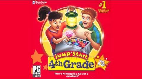 JumpStart Adventures 4th Grade Sapphire Falls Intro