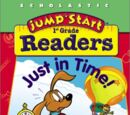 JumpStart 1st Grade Readers: Just in Time!