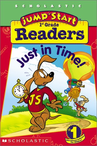 Image of JumpStart 1st Grade Readers: Just in Time!.