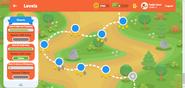 Jsamath map-levels