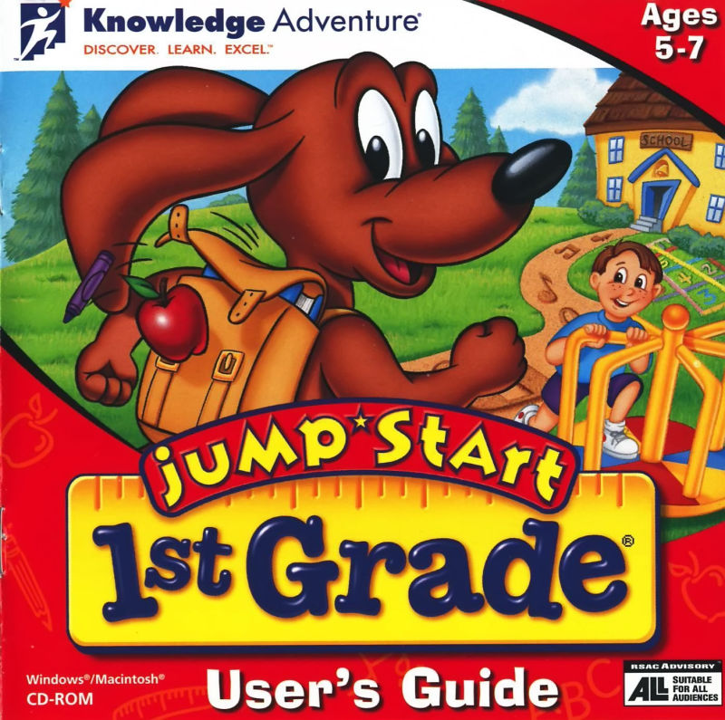 List of JumpStart Games   JumpStart Wiki   FANDOM powered by Wikia