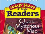 JumpStart 2nd Grade Readers: CJ and the Mysterious Map