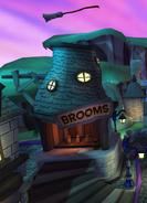 Windy hollows broom shop