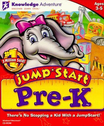 Image of JumpStart Pre-K.