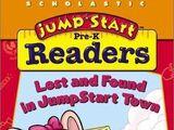 JumpStart Pre-K Readers Lost and Found in JumpStart Town