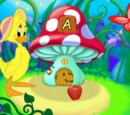 ABC Toadstools (activity)