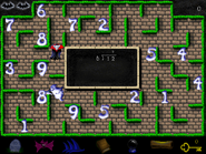 4h vampire maze level 1
