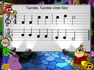 Music monkey game