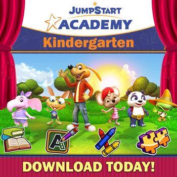 Image of JumpStart Academy Kindergarten.