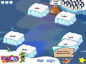 2ad antarctica game