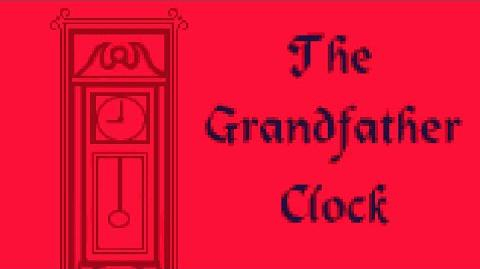 JumpStart 1st Grade (1995) - The Grandfather Clock Book